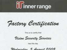 Inner Range Accredited Dealer