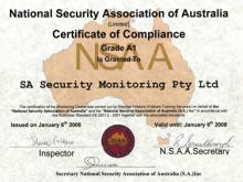 National Security Association of Australia