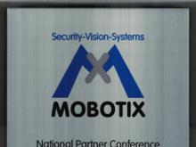 Mobotix National Partner Conference- Largest Installation 2008