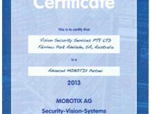 Advanced Mobotix Partner-2013