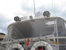 M24 Camera overlooking the stern