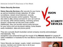 Adelaide United FC- Business of the Week